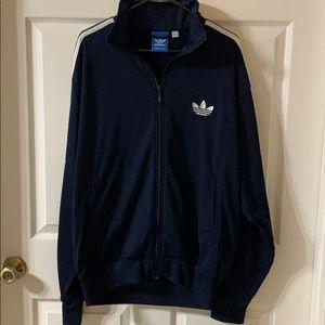 Adidas Full zip up track jacket